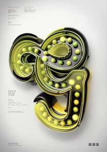 typographic art