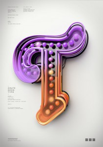 typographic art