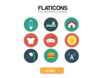 15 Fresh & Free Icons Sets