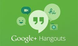 Goolge Hangouts