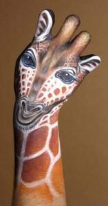 hand painting art