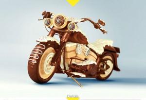 Stuff made of Chocolate