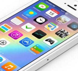iOS 7 Concept by Alex Martinov