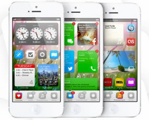 iOS 7 Imagined by Tiny Team