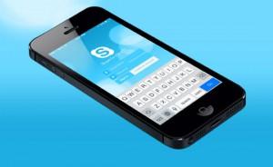 iOS 7 Skype Redesign iOS 7 by Tadas Jotkevicius