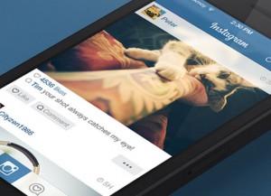 iOS 7 Instagram iOS 7 by ididi