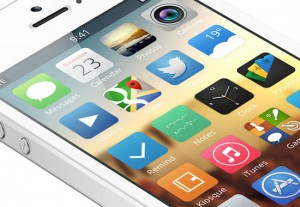 iOS 7 Concept by mcase