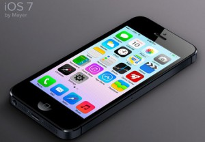 iOS 7 Redesign by Mayer