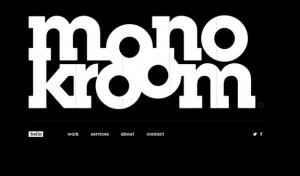 Monokroom
