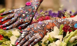 50 Beautiful Mehndi Designs (Henna Hand Art)