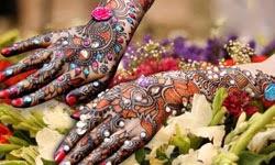 50 Beautiful Mehndi Designs (Henna Hand Art)