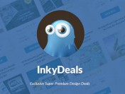 471 Premium Design Resources for Free from InkyDeals.com
