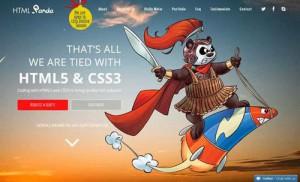 HTMLPanda