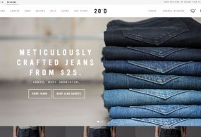 Ghost Buttons: The New Web Design Trend for 2014