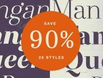 6 Amazing Font Deals!