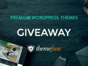 Win A Premium WordPress Theme from ThemeFuse!