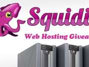 Squidix Web Hosting Giveaway!