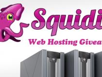 Squidix Web Hosting Giveaway!