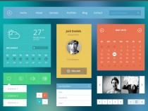 Win 1 of 3 Annual Subscriptions to PixelKit Premium UI Kits and Design Solutions