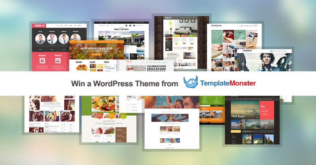 win a wordpress theme copy