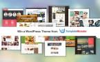 Win a Premium WordPress Theme from TemplateMonster!