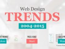 Know Web Design Trends?