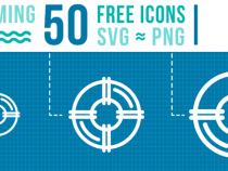 50 FREE Swimming Pool Icons