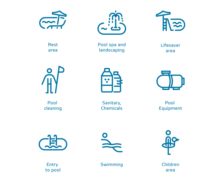 50 Free Swimming Pool Icons Web Design Fact