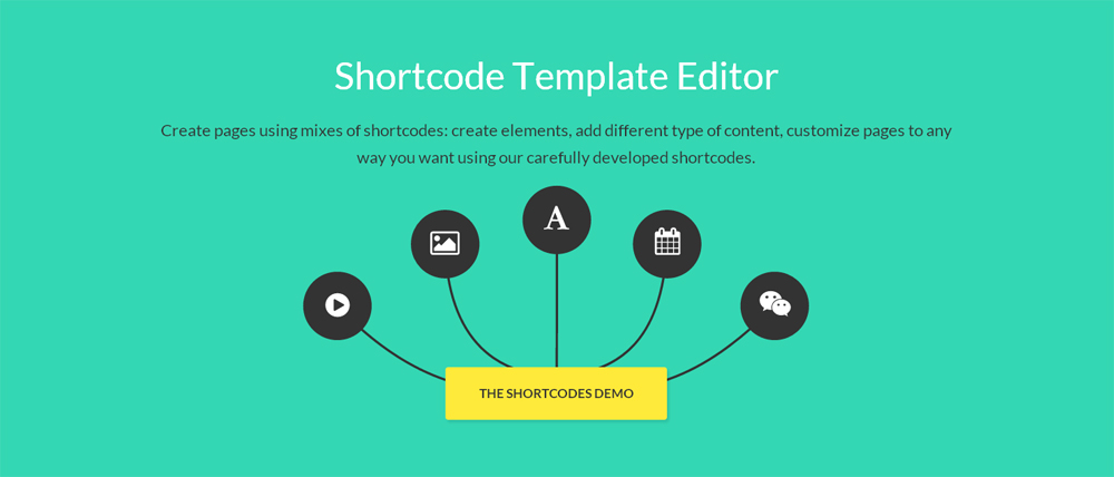 shortcode-template-editor