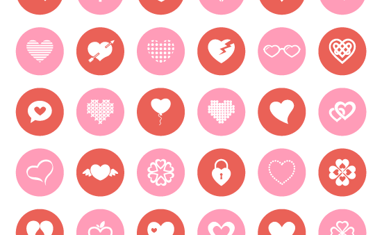 Valentine's Day Vectors from Vecteezy