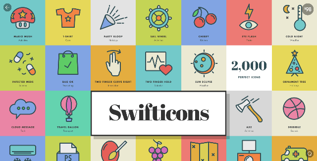 The 10 Ultimate Icon Packs For Every Designer | Web Design Fact